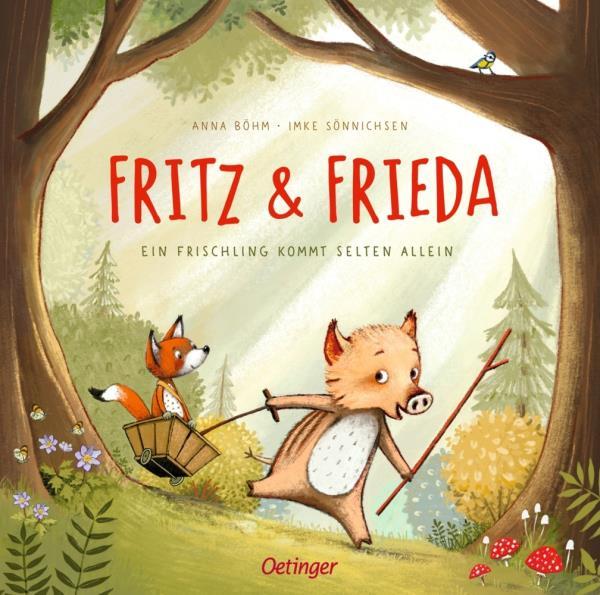 Fritz & Frieda