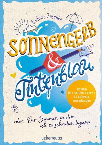 Sonnengelb & Tintenblau