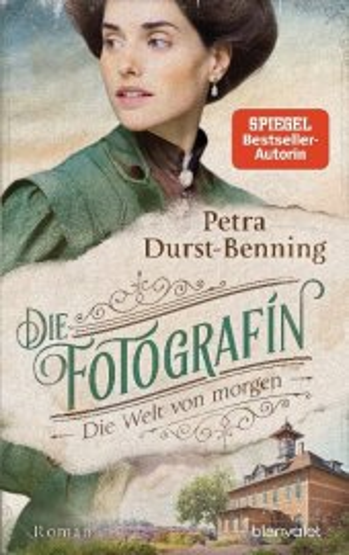 Cover des Mediums: Die Fotografin