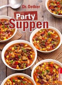 Dr. Oetker Party-Suppen