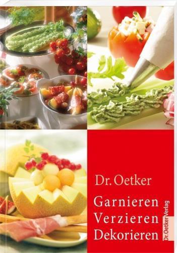 Dr. Oetker Garnieren, Verzieren, Dekorieren