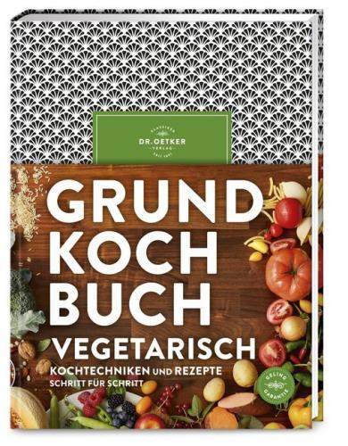 Grundkochbuch Vegetarisch