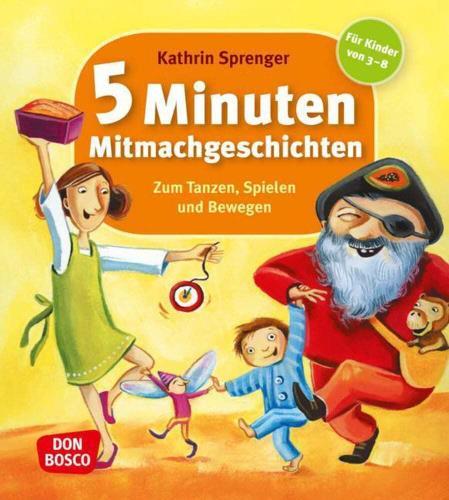 5 Minuten Mitmachgeschichten