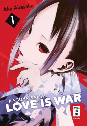 Kaguya-sama: Love is war - 1
