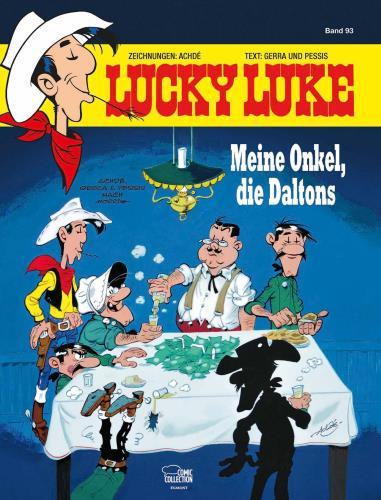 Lucky Luke - 93. Meine Onkel, die Daltons
