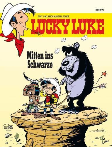 Lucky Luke - 96. Mitten ins Schwarze