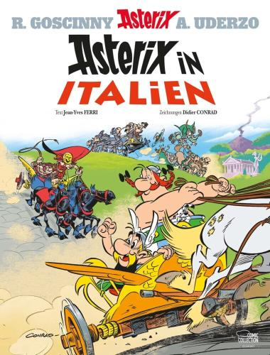 Asterix - 37. Asterix in Italien