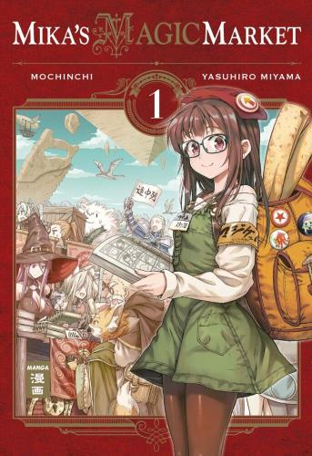 Mika's Magic Market - 1