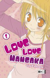 Love love mangaka - 1