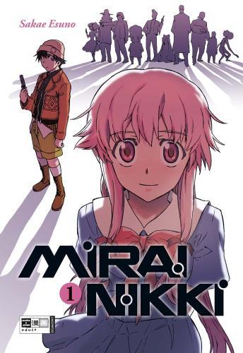 Mirai Nikki - 1