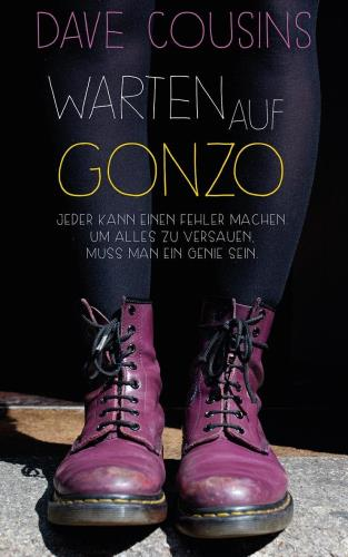 Cover des Mediums: Warten auf Gonzo