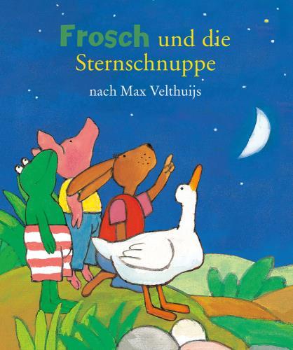 Frosch und die Sternschnuppe