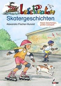 Cover des Mediums: Lesepiraten-Skatergeschichten