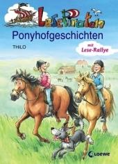 Lesepiraten-Ponyhofgeschichten