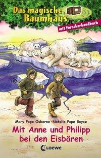 Mit Anne und Philipp bei den Eisbären