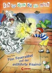 Finn Feuersäbel und der entführte Kasimir