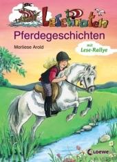 Lesepiraten-Pferdegeschichten
