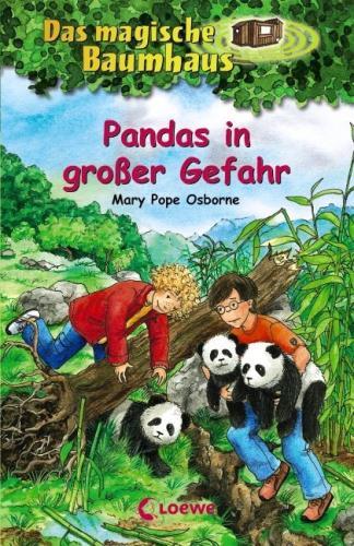 Pandas in großer Gefahr