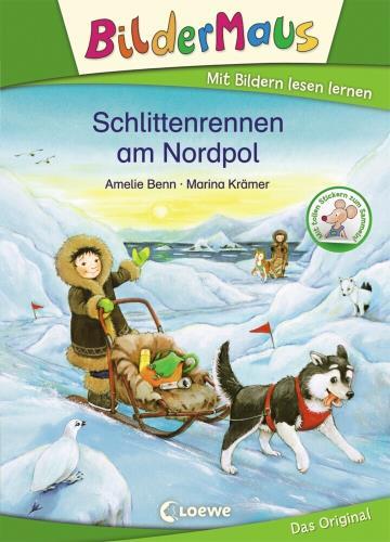 Schlittenrennen am Nordpol