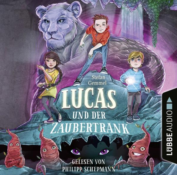 Cover des Mediums: Lucas und der Zaubertrank