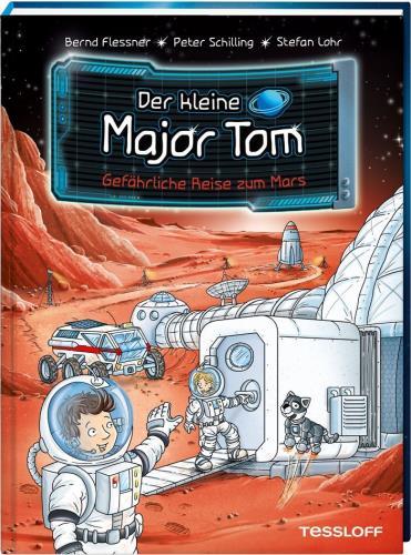 Gefährliche Reise zum Mars