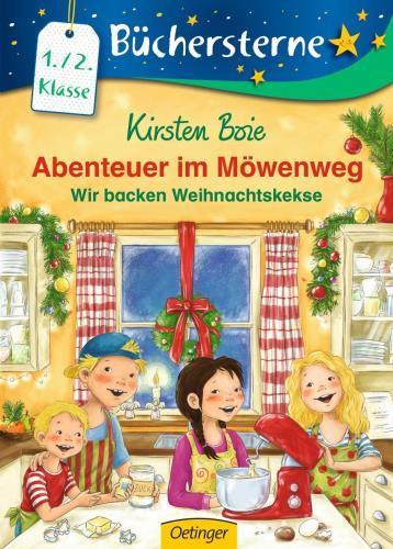 Abenteuer im Möwenweg - Wir backen Weihnachtskekse
