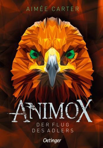 Cover des Mediums: Animox - Der Flug des Adlers