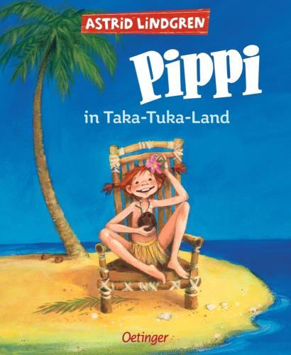 Cover des Mediums: Pippi in Taka-Tuka-Land
