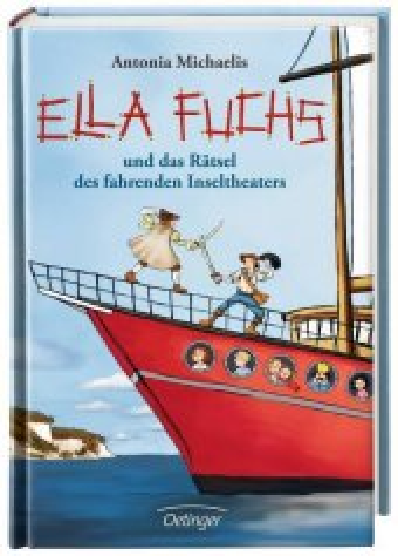 Ella Fuchs und das Rätsel des fahrenden Inseltheaters