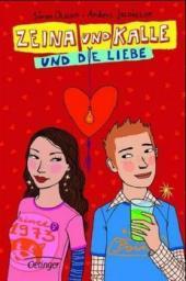 Soren Olsson Anders Jacobsson Zeina Und Kalle Und Die Liebe 2005 Stadt Wien Buchereien