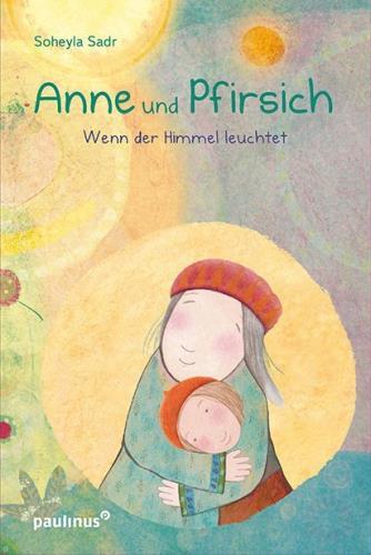 Anne und der Pfirsich