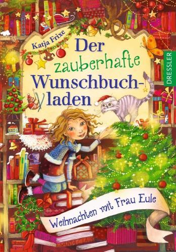 Weihnachten mit Frau Eule