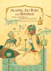 Aladin, Ali Baba und Sindbad
