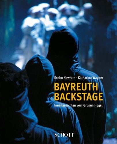 Bayreuth backstage