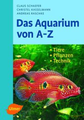 Coverbild Das Aquarium von A - Z