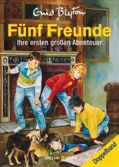 Cover des Mediums: Fünf Freunde