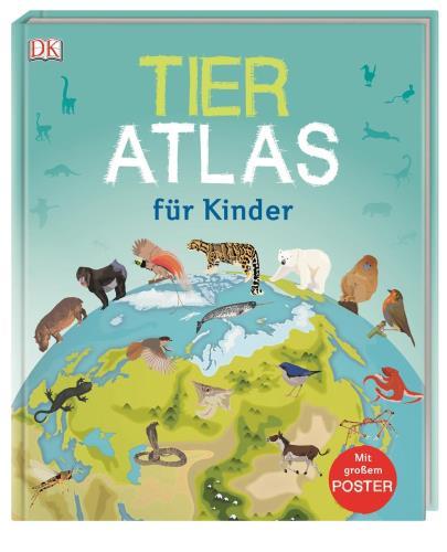 Tieratlas für Kinder