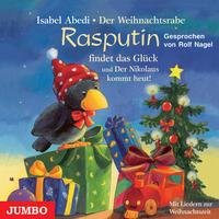 Der Weihnachtsrabe Rasputin findet das Glück