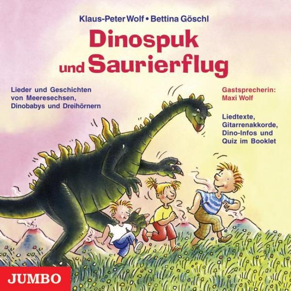 Dinospuk und Saurierflug
