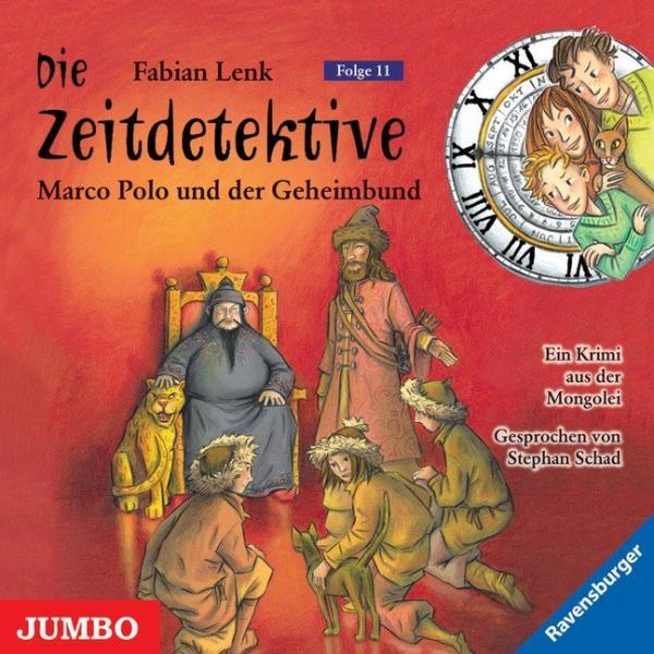 Die Zeitdetektive - Folge 11. Marco Polo und der Geheimbund
