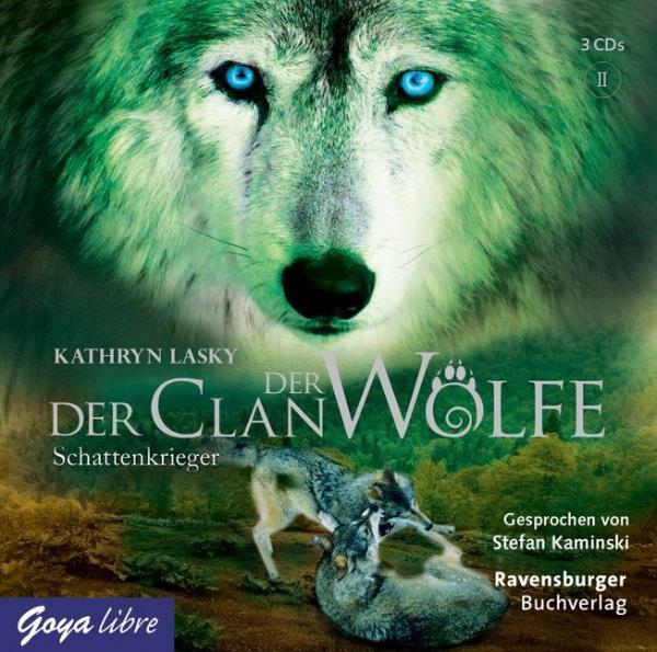 Der Clan der Wölfe - 2. Schattenkrieger