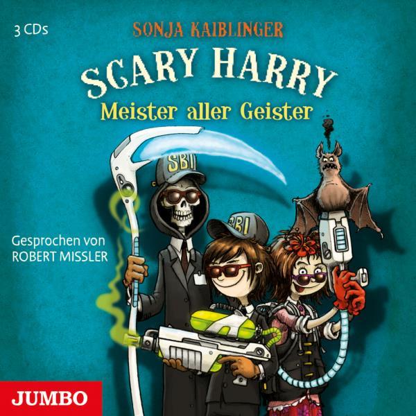 Scary Harry - Meister aller Geister