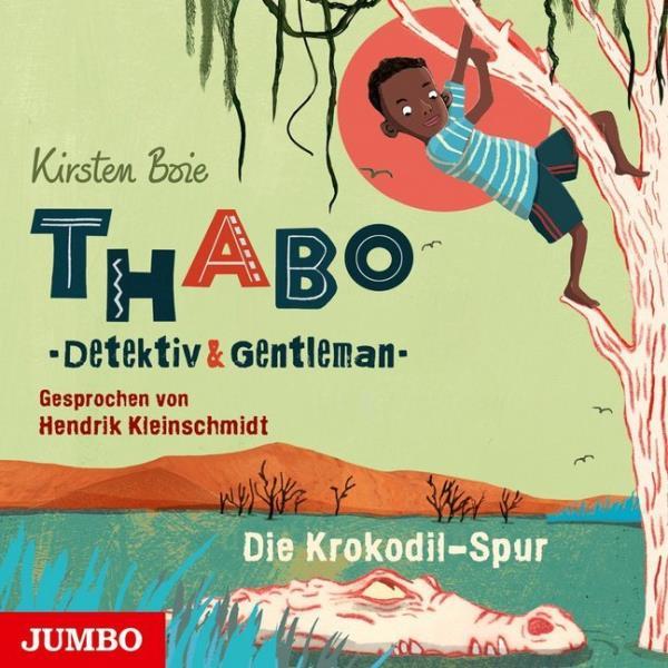 Thabo - Detektiv & Gentleman - Die Krokodil-Spur