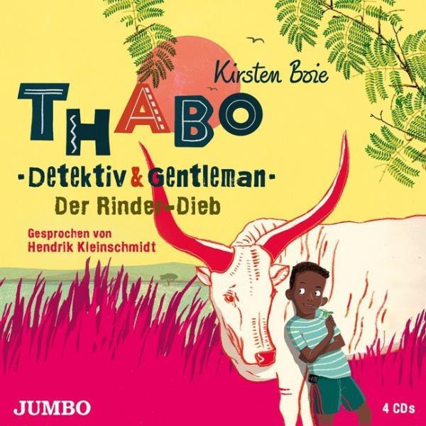 Thabo - Detektiv & Gentleman - Der Rinderdieb