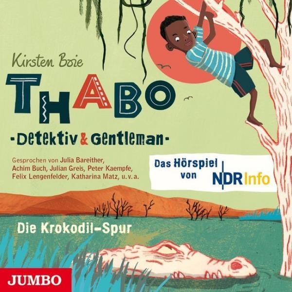 Thabo - Detektiv & Gentleman - Die Krokodilspur