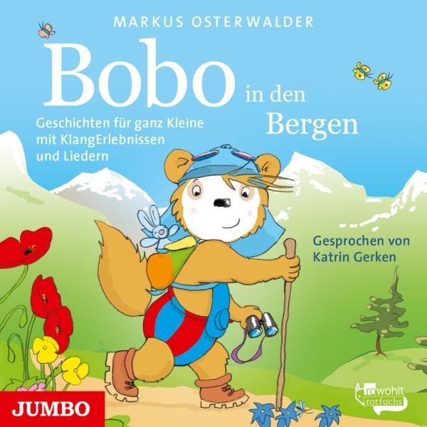 Bobo in den Bergen