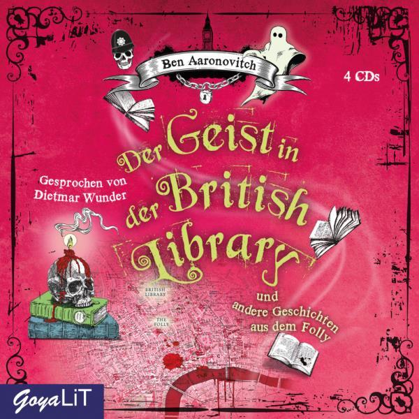 Der Geist in der British Library
