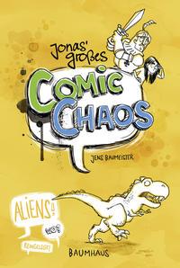 Jonas' großes Comic Chaos