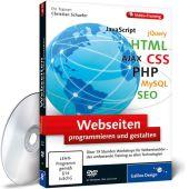 Websiten programmieren und gestalten