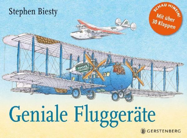 Cover des Mediums: Geniale Fluggeräte